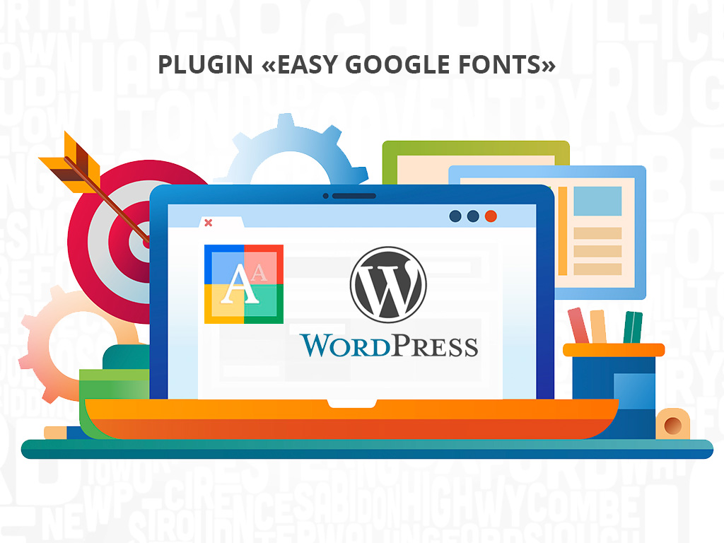 Font Wordpress
