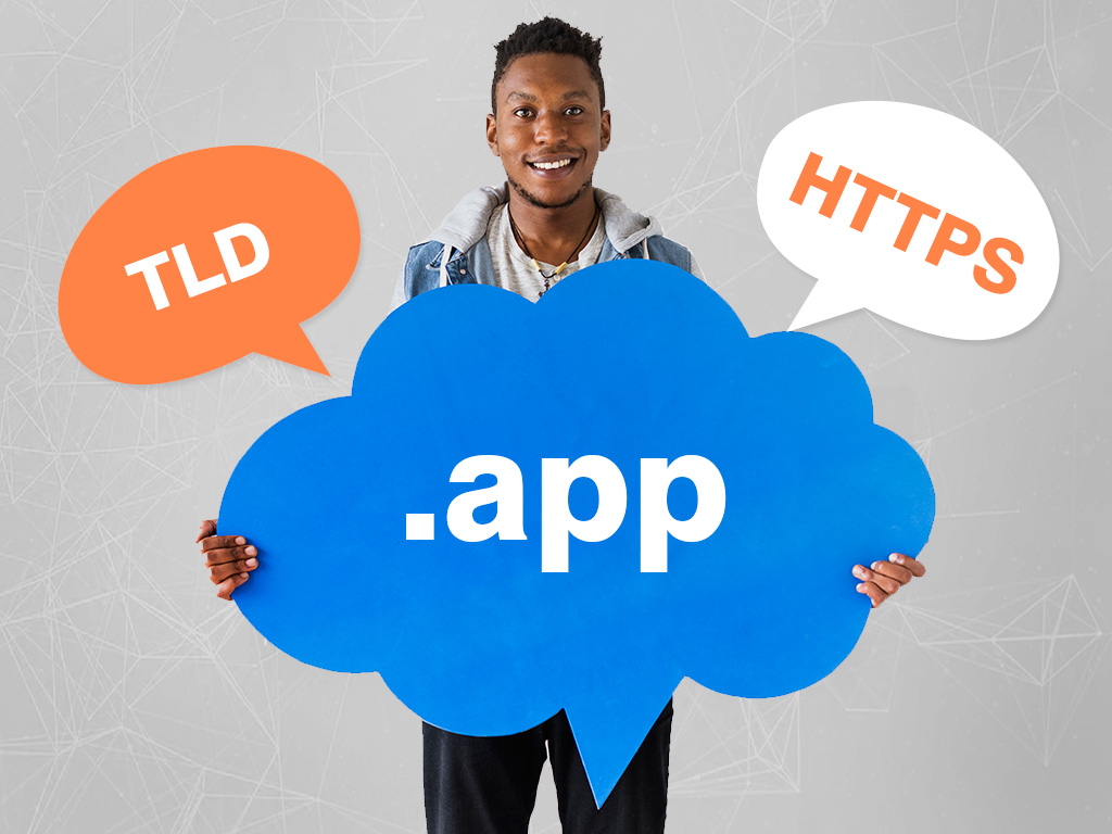 .app TLD with Https
