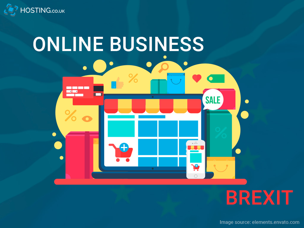 Online Business Brexit, Border and Online Business