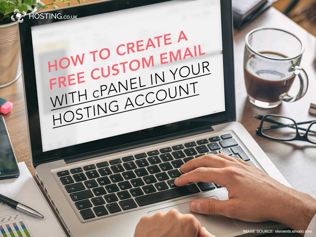 How-to-create a free custom email in cPanel