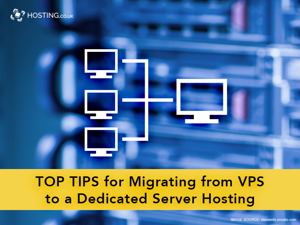 VPS to a Dedicated Server