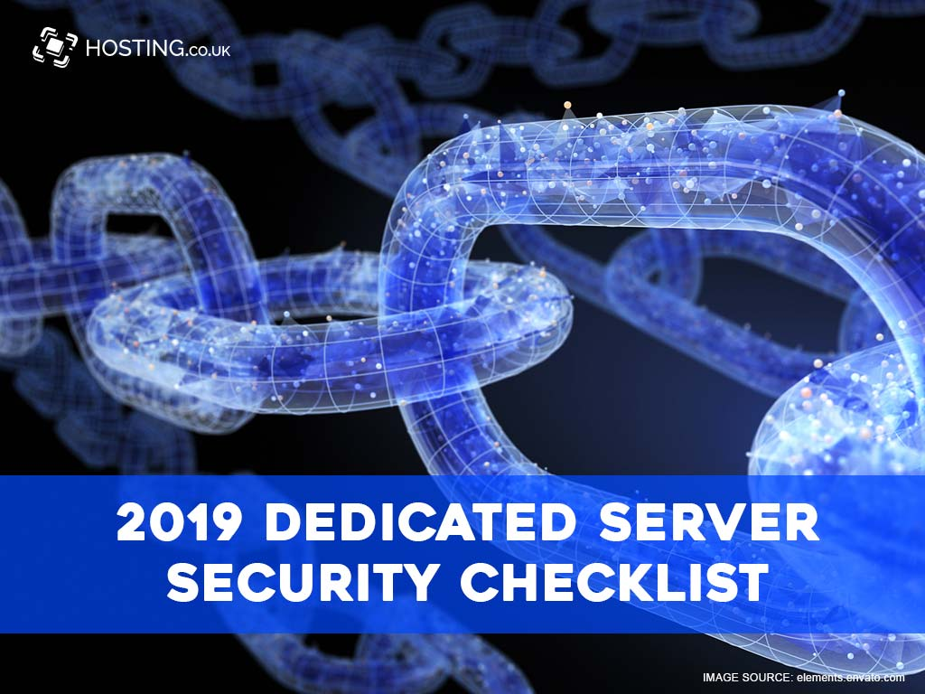 2019 Dedicated Server Security Checklist