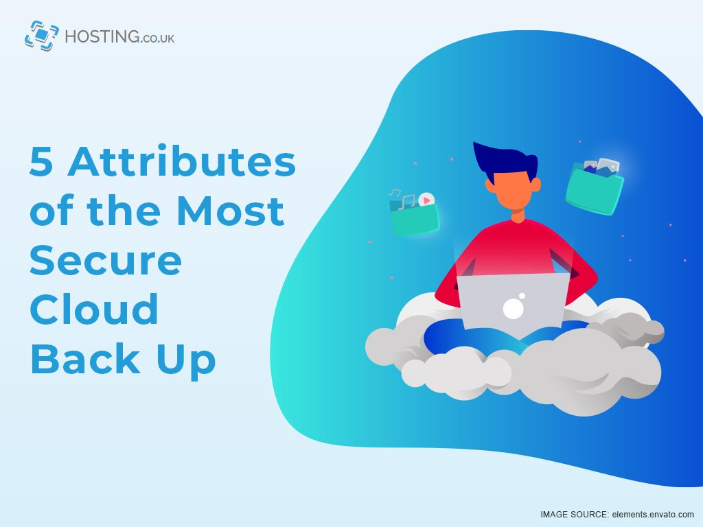 most secure cloud back up