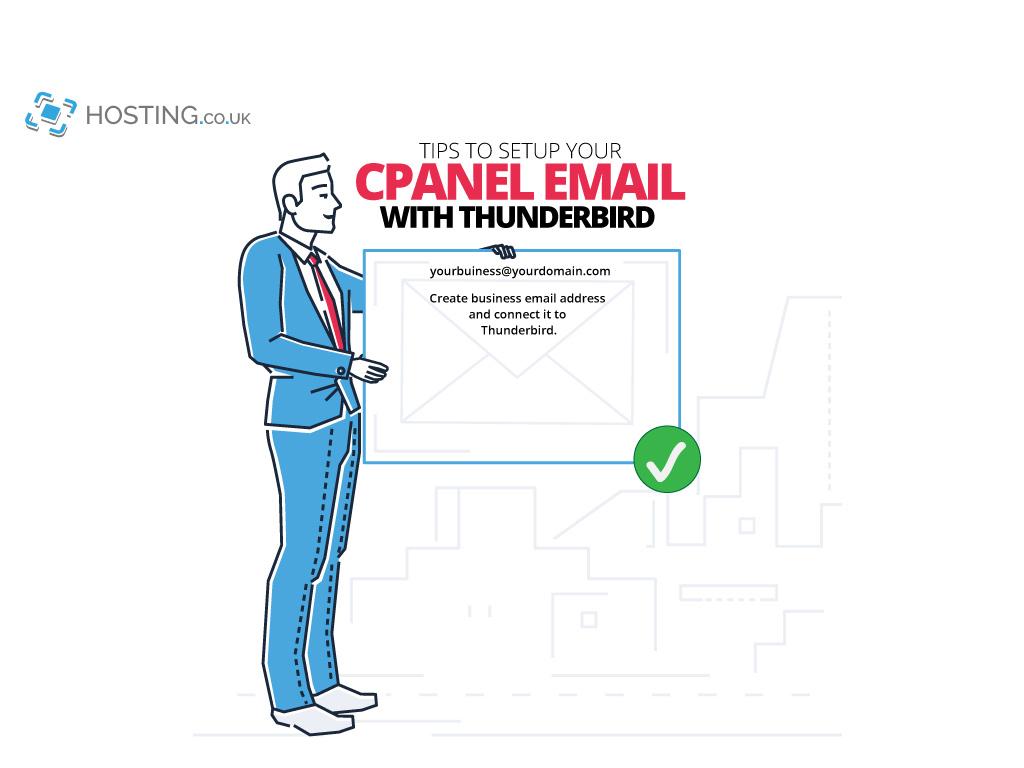 cpanel email setup