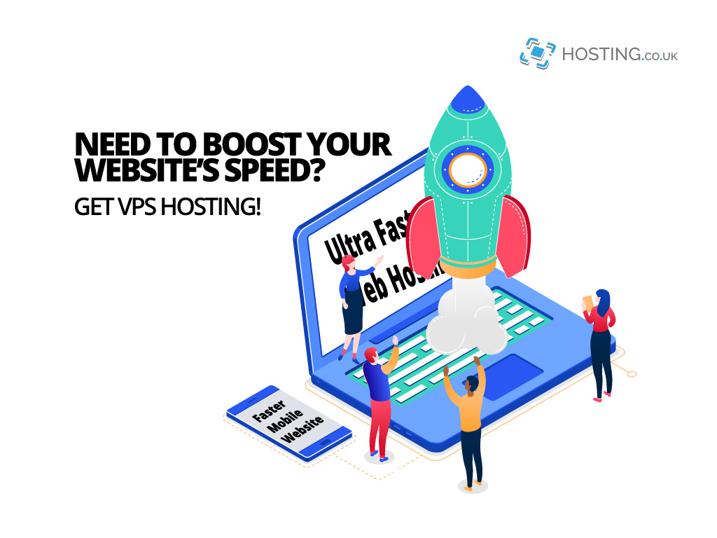 best hosting to Increase Website Speed