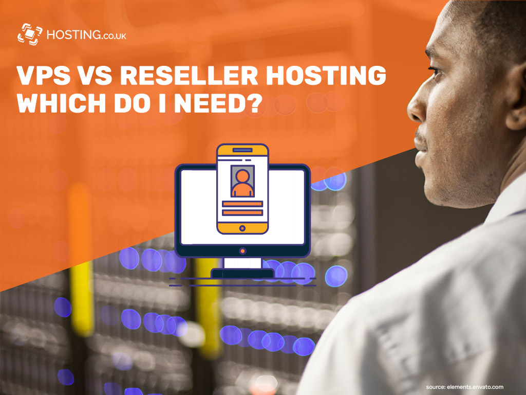 vps vs reseller web hosting